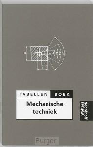 TABELLENBOEK MECHANISCHE TECHN DR7