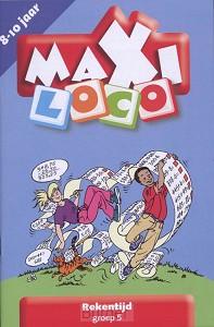 Maxi Loco Groep 5 Rekentijd