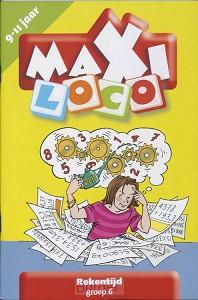 Maxi Loco Rekentijd, groep 6