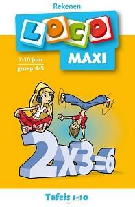 Maxi Loco Tafels 1-10