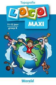 Maxi Loco Topografie Wereld 9-12 jaar