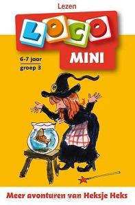 Meer avonturen van Heksje Heks 6-7 jaar lezen groep 3 avi-M3 en Avi-E3