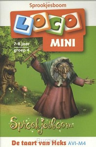 Loco Mini Taart en heks(sprookjesboom 2)