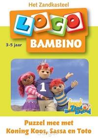 Loco Mini Puzzel mee met Koning Koos