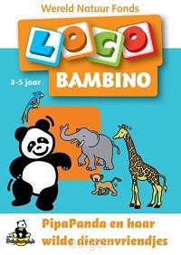 Loco Bambino PipaPanda en haar wilde vrienden(WNF)