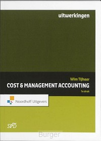 Cost & Management Accounting Uitwerkingen