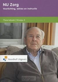 NU zorg 4 voorlichting, advies en instructie tekstboek