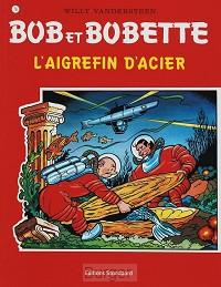 Bob et Bobette L'aigrefin acier 076