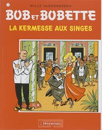 Bob et Bobette 077 La kermesse singes