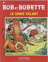 Bob et Bobette Singe voland 087