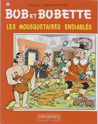 Bob et Bobette 89 Les mousquetaires endiables
