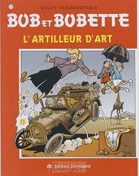 Bob et Bobette 278 L'artilleur d'art