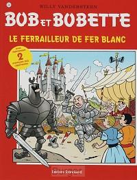 BOB BOBETTE 290 FERRAILLEUR FER BLA