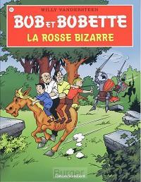 Bob et Bobette 151 La Rosse Bizarre