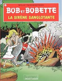 BOB BOBETTE 237  LA SIRENE SANGLOTA