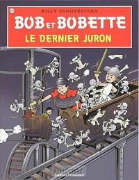 BOB BOBETTE 279 LE DERNIER JURON