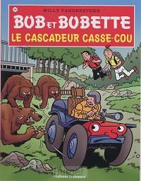 Bob et Bobette 249 Le Cascadeur Casse-cou