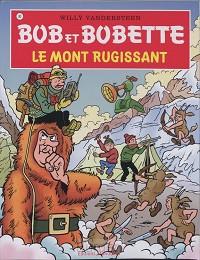 Bob et Bobette 80 Le Mont Rugissant