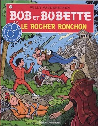 Bob et Bobette 307 Le rocher ronchon