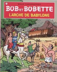 Bob et Bobette 177 L'arche de babylone
