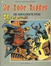 De Rode Ridder Vervloekte stad