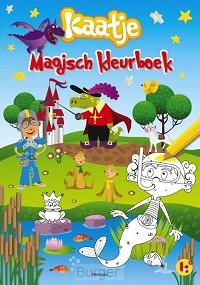 Kaatje Magische kleurboek