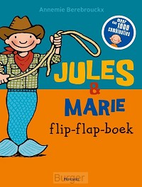 Jules Jules & Marie flip-flap-boek