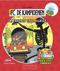 F.C. De Kampioenen Luisterboek 2 - De erfenis van Maurice