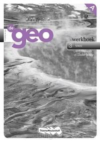 De Geo 3 vwo Combipakket Werkboek + totaallicentie