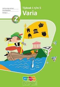 Varia Geschiedenis tijdvak 1 tot en met 5