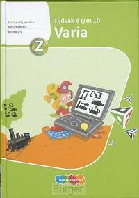 Varia, Geschiedenis,  Tijdvak 6-10, groep 5-6
