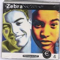 Zebra (set 5 ex) Fase 4
