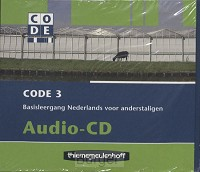 Code 3 Audio-cd