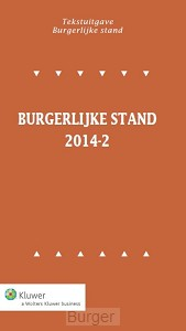 Burgerlijke stand / 2014-2