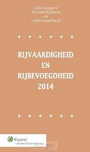 Tekstuitgave rijvaardigheid en rijbevoegdheid / 2014