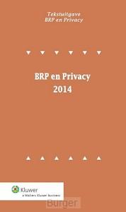 Tekstuitgave Brp en privacy / 2014