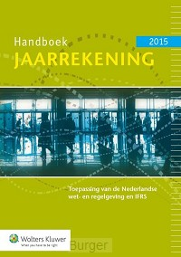 Handboek Jaarrekening 2015