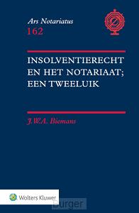 Insolventierecht en het notariaat; een tweeluik