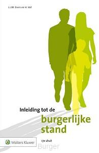 INLEIDING TOT DE BURGERLIJKE STAND