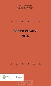 Tekstuitgave BRP en Privacy 2016