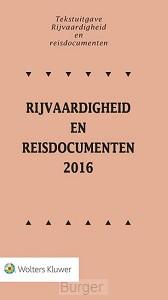 Tekstuitgave rijvaardigheid en reisdocumenten 2016