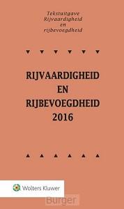 Tekstuitgave rijvaardigheid en rijbevoegdheid 2016