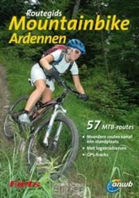 ANWB routegids Routegids Mountainbike Ardennen