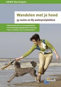 ANWB wandelgids : Wandelen met je hond