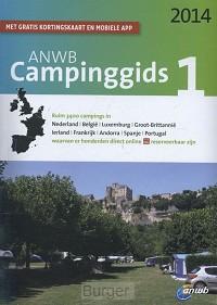 ANWB Campinggids 1 - 2014