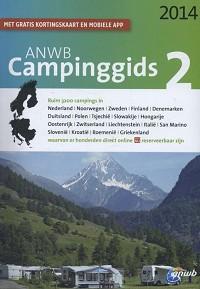 ANWB Campinggids 2 - 2014