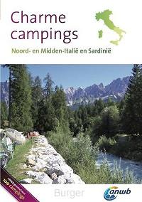 Charmecampings Noord- en Midden-Italië en Sardinië