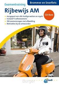 Rijbewijs AM - Brommer en Snorfiets - CD-Rom Examentraining