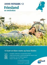 Fietsgids 2. Friesland