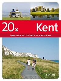 20 x logeren en genieten 20x Kent